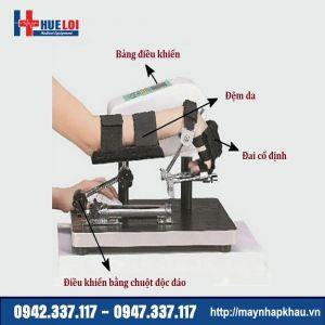 Máy tập thụ động cổ tay sau chấn thương CPM