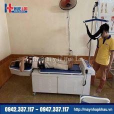 Giường kéo giãn cột sống cổ và lưng loại cao cấp