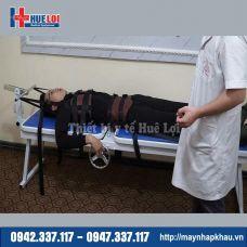 Giường kéo giãn cột sống bằng cơ học