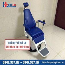 Ghế khám tai mũi họng bằng điện