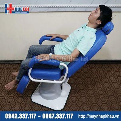 Ghế nội soi tai mũi họng cơ học