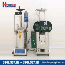 Máy sắc thuốc áp suất cao và máy đóng túi thuốc tự động