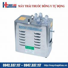 Máy thái thuốc đông y