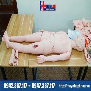 Mô hình các vết thương ngoại khoa