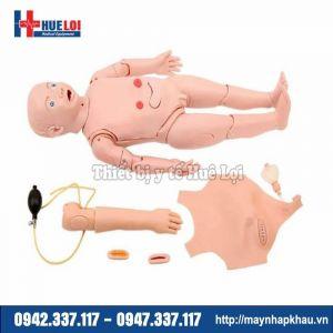 Mô hình thực hành điều dưỡng toàn diện ở trẻ em