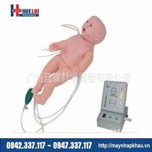 Mô hình trẻ sơ sinh thực tập cấp cứu ngừng tuần hoàn