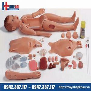 Mô hình thực hành nhi khoa