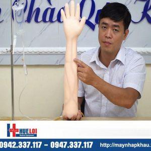 Mô hình thực hành tiêm truyền cánh tay