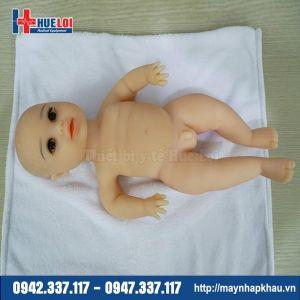 Mô hình trẻ sơ sinh silicon
