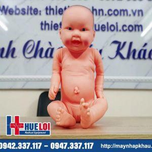 Mô hình trẻ sơ sinh