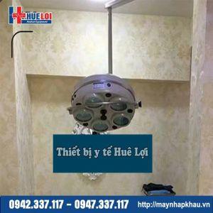Đèn phòng mổ ánh sáng lạnh 5 bóng SHD-108 treo trần nhà