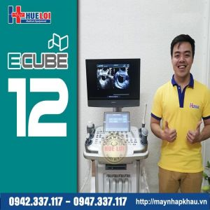 Máy siêu âm 4D sản khoa Ecube 12
