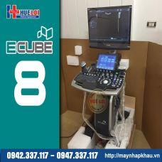 Máy siêu âm 4D màu Ecube 8