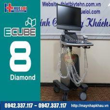 Máy siêu âm 4D Ecube 8 Diamond