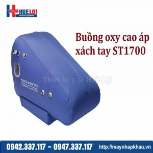 Buồng oxy xách tay cao áp ST1700
