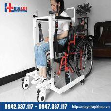 Xe lăn nâng hạ bệnh nhân đa năng